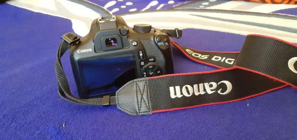 Se Vende Camara Profecional Canon T6