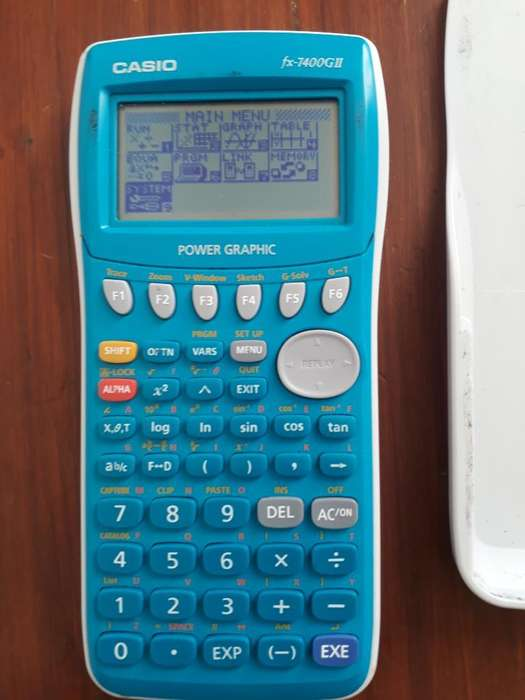 bea00e23200e Vendo  strong calculadora  strong  Casio Original Grafica