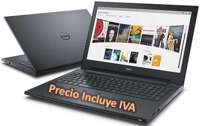 """Oferta Laptop Portatil Dell Inspiron 14 Core I3 4gb 1tb Pantalla 14"""", i5/i7 PRECIO INCLUYE IVA ENTREGA A DOMICILIO"""