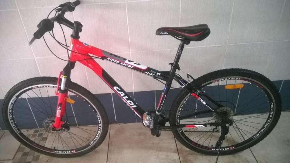 Bicicleta Moutain Bike Caloi R29