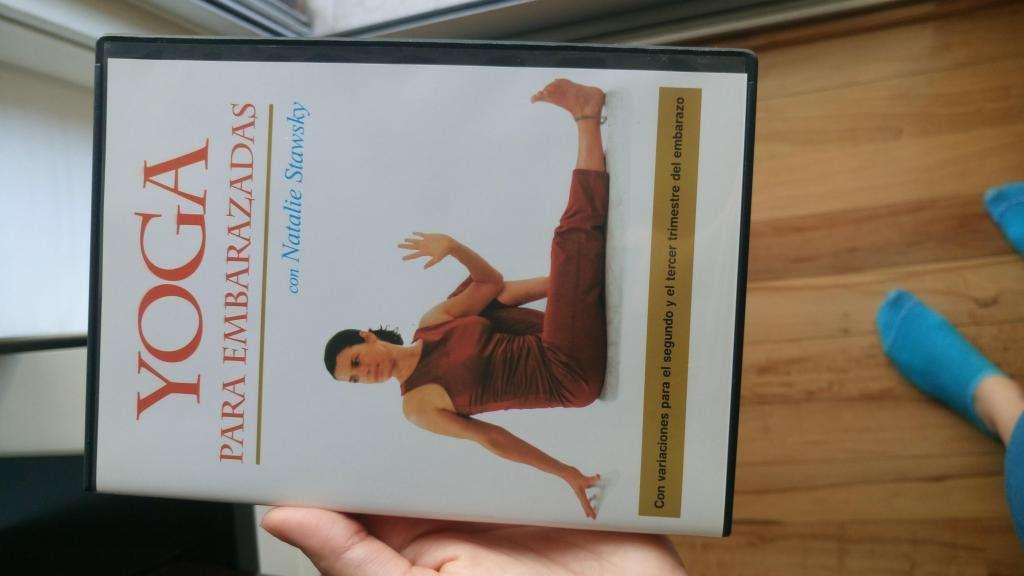 e2feaea37 Dvd Yoga Para Embarazadas - Capital Federal