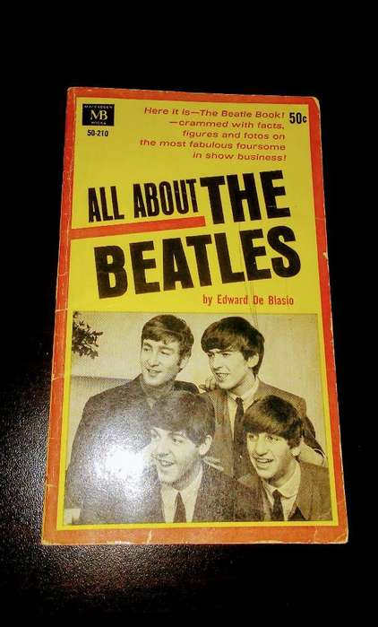 Libro All About The Beatles 1964