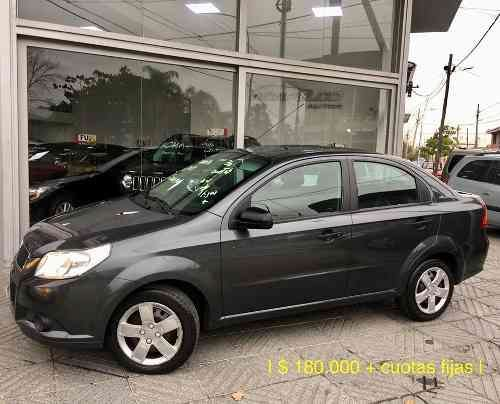 Chevrolet Aveo G3 2014 - 50000 km