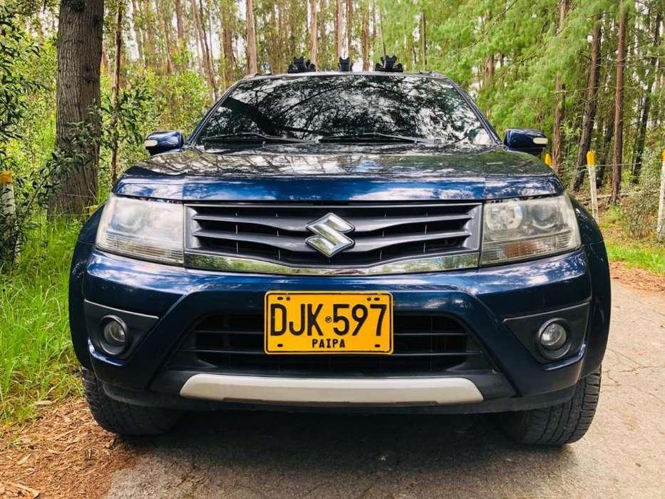 Suzuki Grand Vitara 2014 - 2400 km