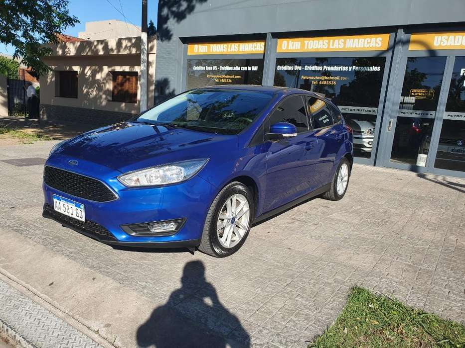 Ford Focus 2016 - 68000 km