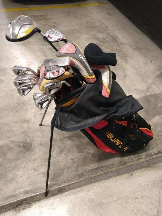 Juego Palos <strong>golf</strong> Taylor Made R7