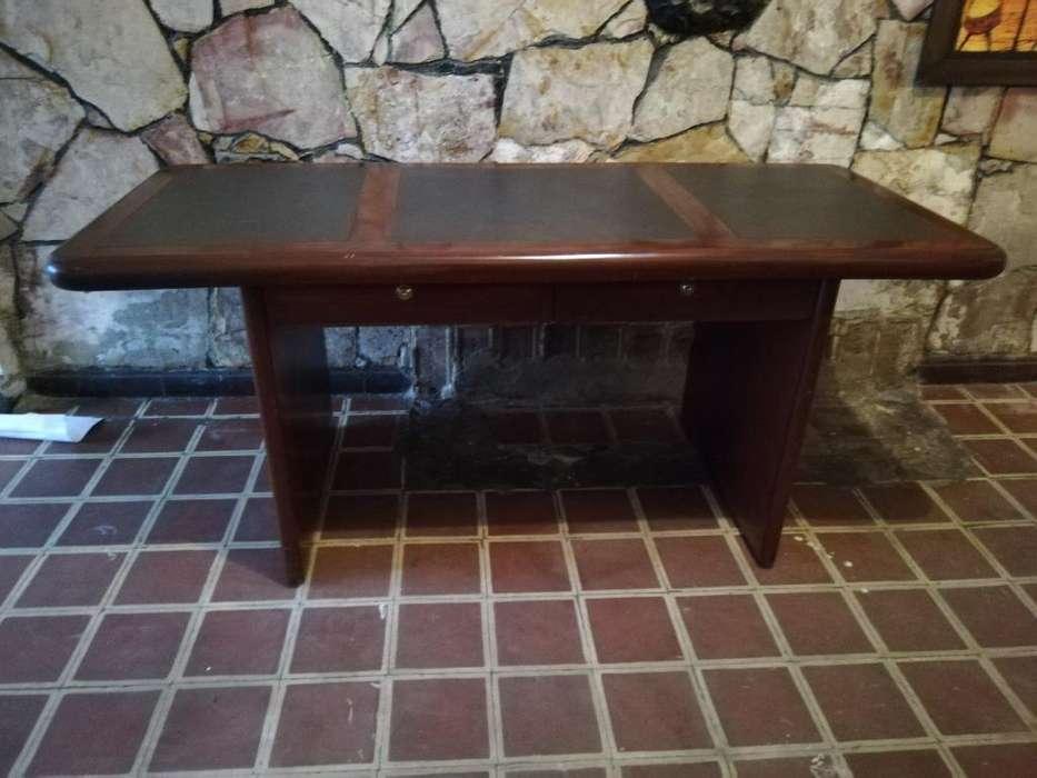 <strong>escritorio</strong> Madera Ejecutivo 2 Sillas