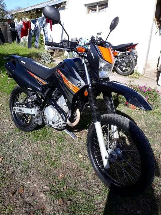 Moto <strong>yamaha</strong> Xtz250