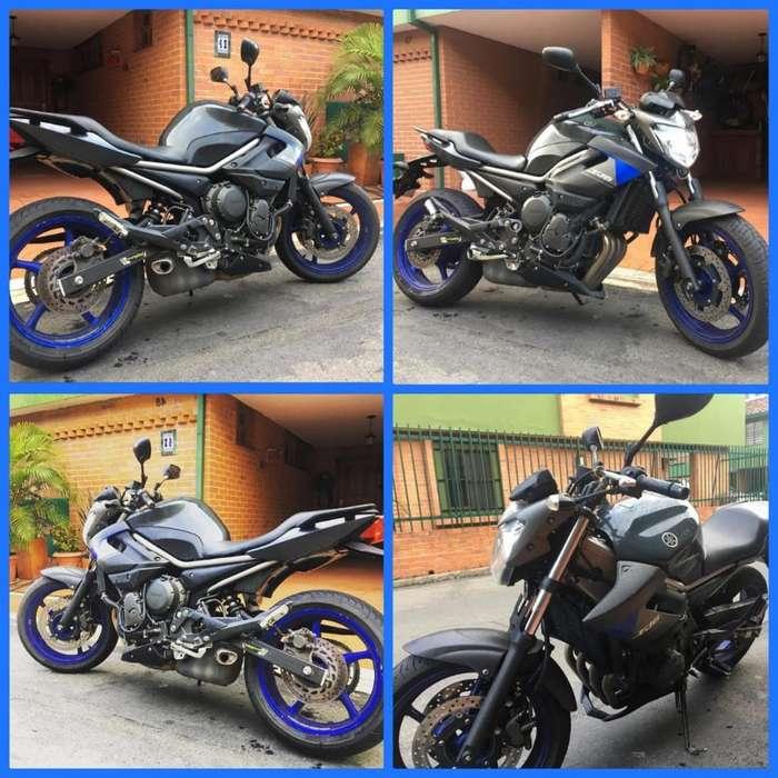 Yamaha Xj6 2014 Er6n Mt07 Fz6 Gsr Z250