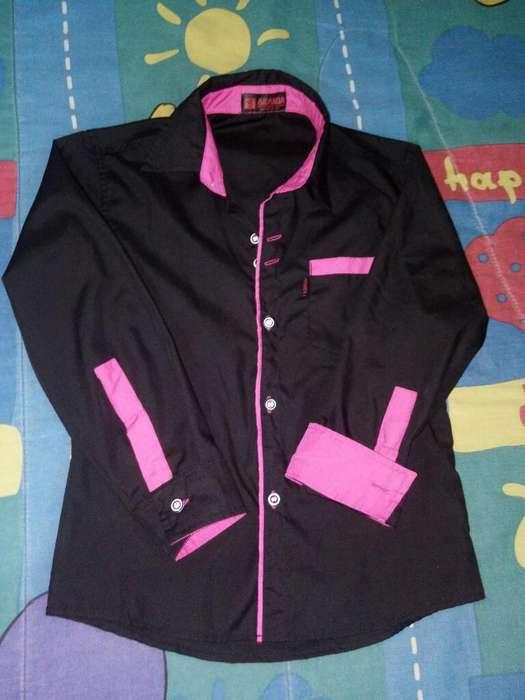 Camisa Nene T6 Un Solo Uso
