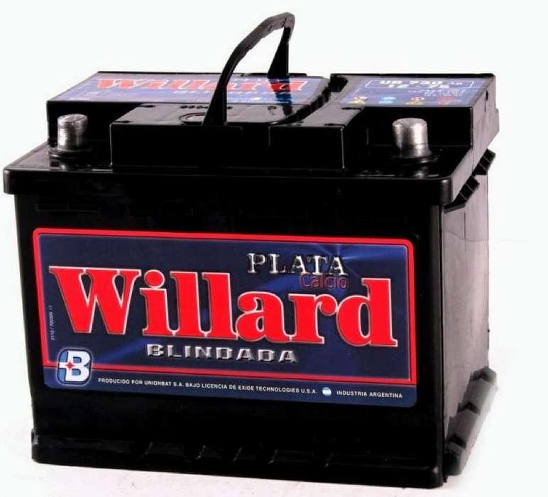 <strong>bateria</strong> 12X65 REFORZADA PLATA