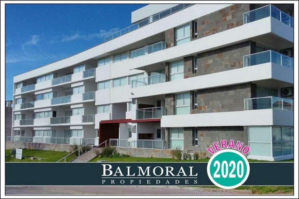 Ref: 2377 - Departamento en alquiler - Pinamar: Zona Sur Playa