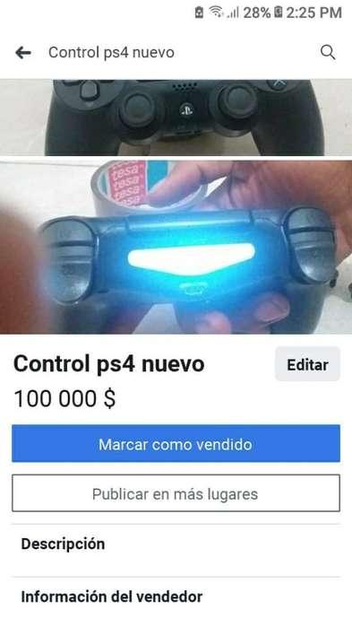 Control Original Nuevo Se Entrga con Aud