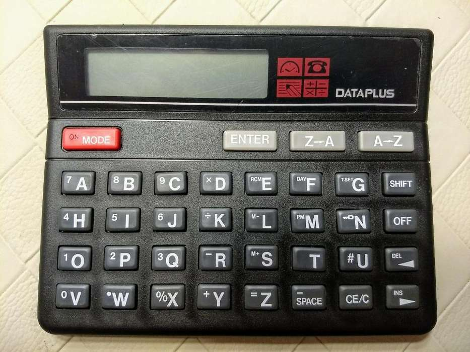 <strong>calculadora</strong> Dataplus Databank Calculator