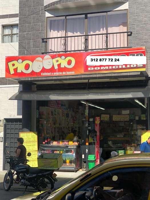 Supermercado Acreditado excelente punto en Envigado cerca al Parque Envigado