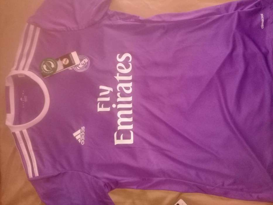 CAMISETA DE REAL MADRID CAMBIO O VENDO