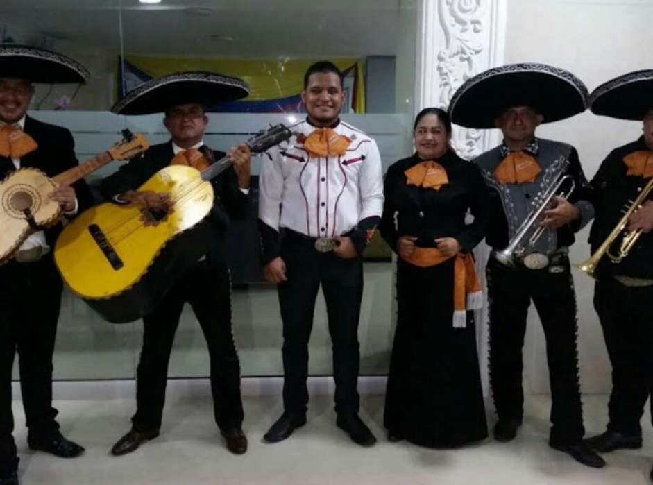 Mariachi Alegría Mexicana Show