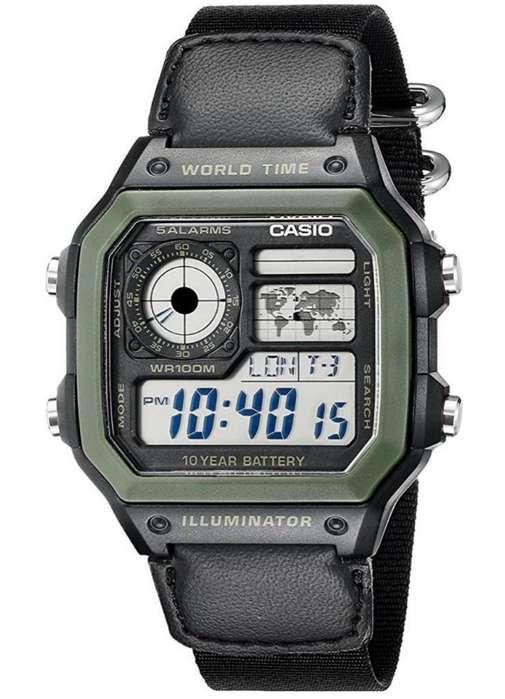 Casio World Time