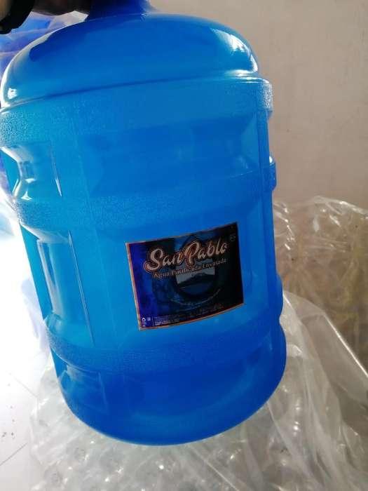 Requiero Distribuidor de Agua Serrana