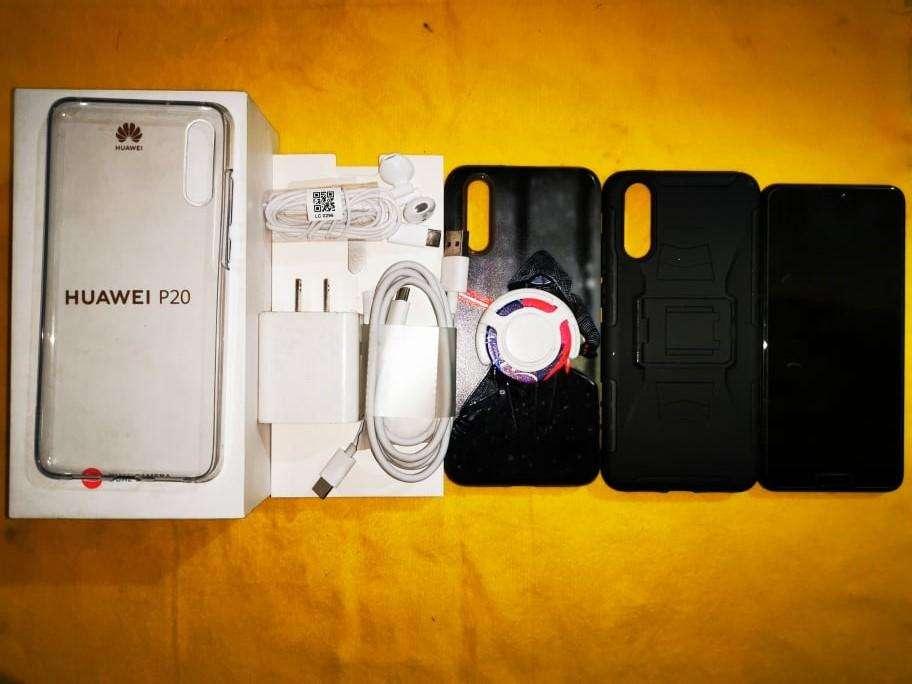 Huawei P20 Imei Original 4GB RAM 128GB ROM