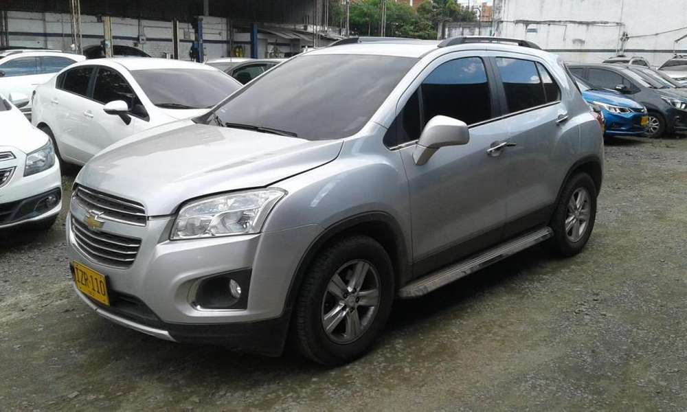 Chevrolet Tracker 2017 - 28027 km