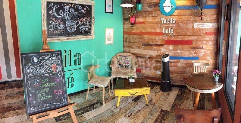 Traspaso Restaurant Cafeteria, Impecable en San Miguel