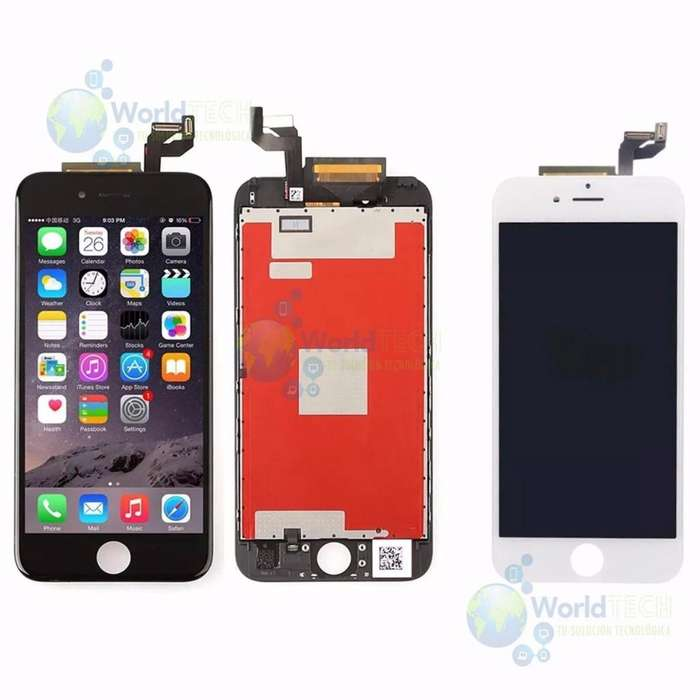 Display Pantalla Lcd Iphone 6s Apple Certificado