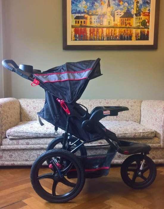 <strong>cochecito</strong> para Niño/Bebe Impecable - Ideal para ejercitarte