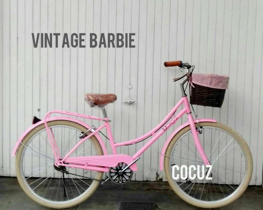 Exclusiva Bicicleta Vintage Original R26