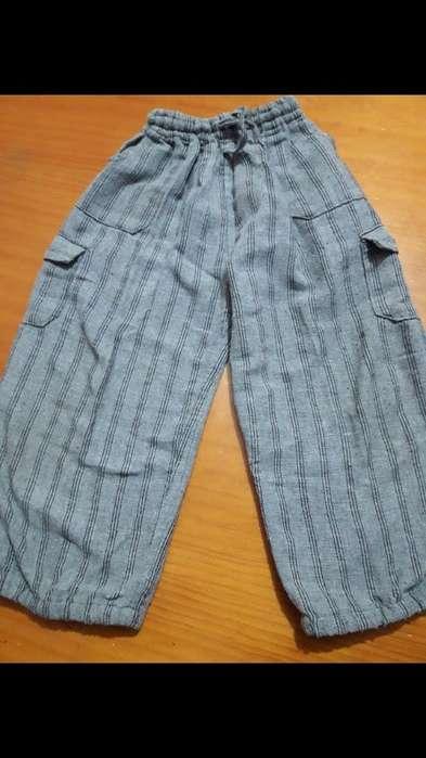 Pantalón Hippie T:6