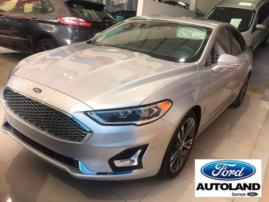 Ford Fusion 2019 - 0 km