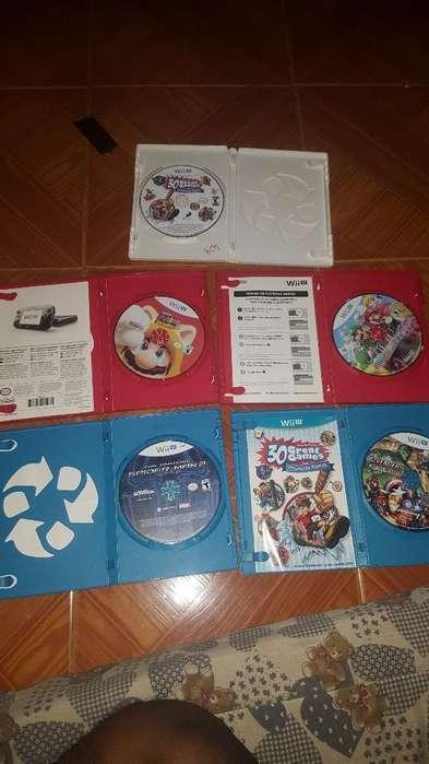 Juegos de Wii U