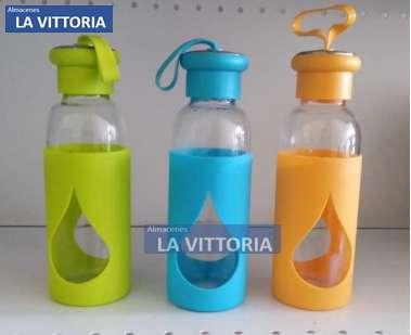 Botella De Cristal Para Agua 500 Ml