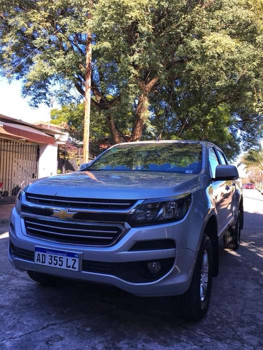 Chevrolet S-10 2019 - 6000 km