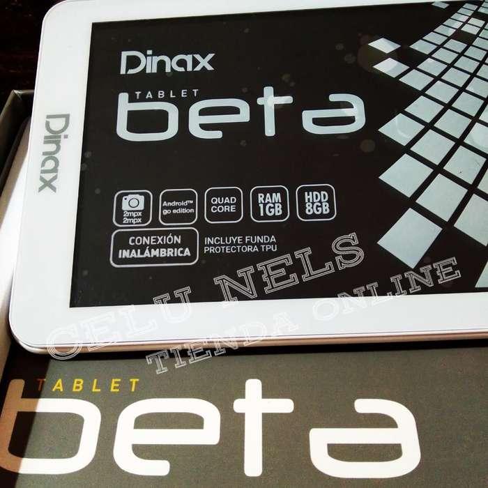 Vendo Tablet Dinax Beta Nuevas