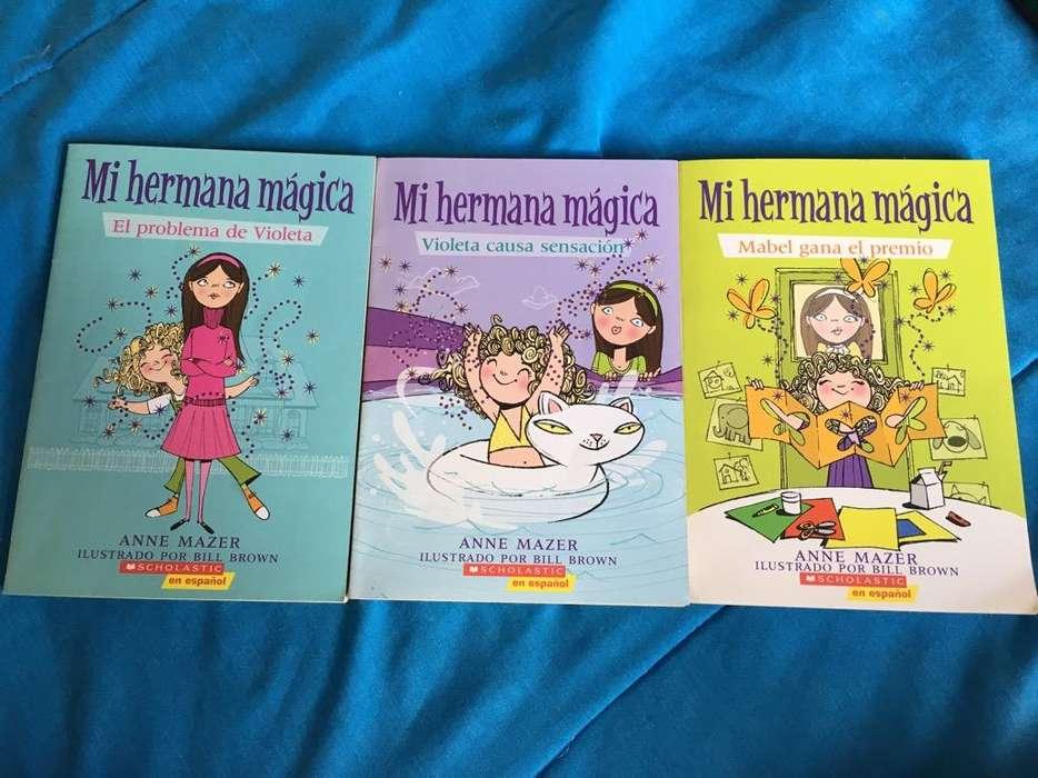 Mi Hermana Magica 3 Libros