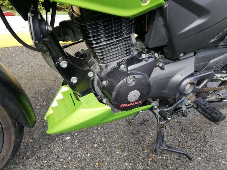 Vendo Moto <strong>honda</strong> Cbf 125