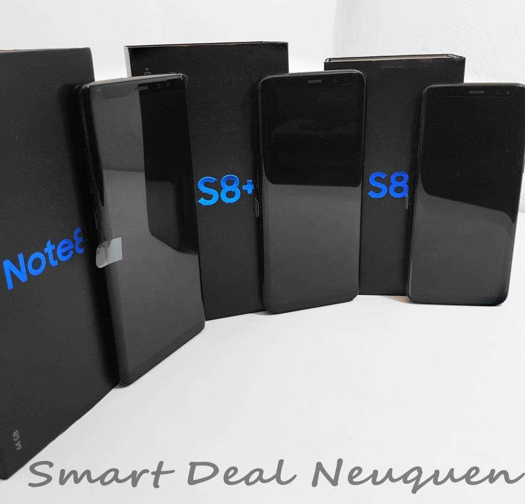 Samsung S8Plus, S8, S9, A70, A50, A30, A20 Nuevos