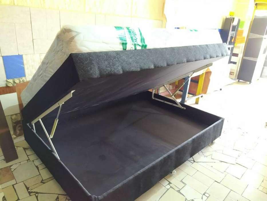 Cama Base Baul
