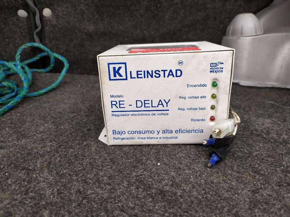 Regulador de Voltaje 110v Refrigeracion