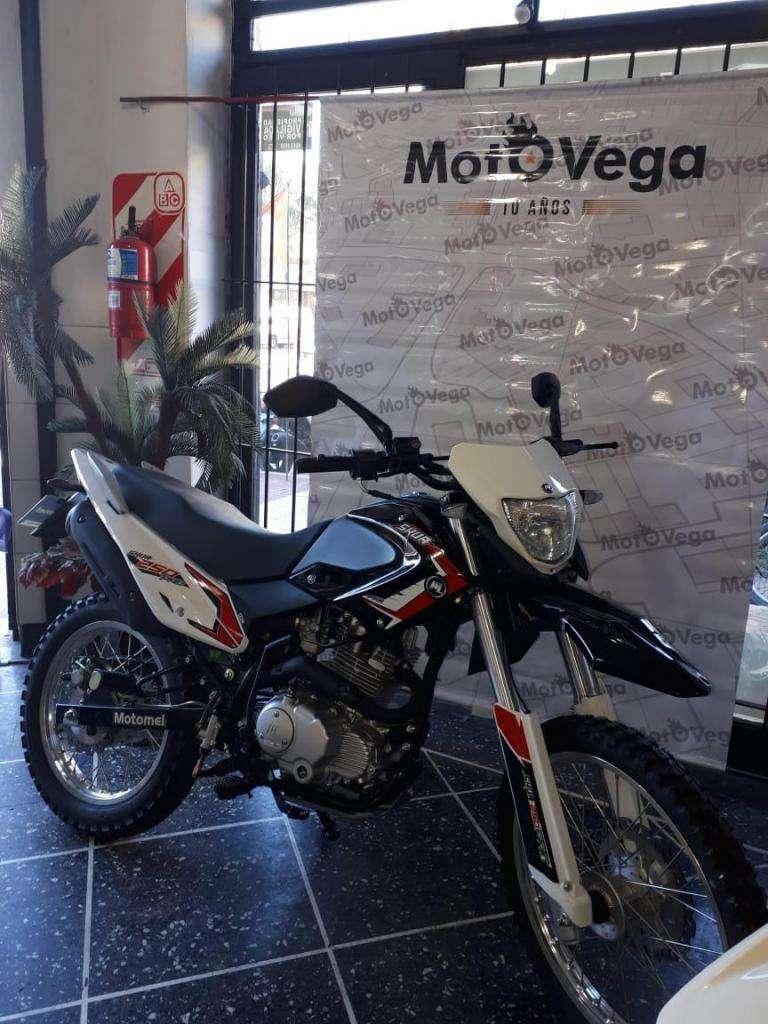 Moto Motomel Skua 250 Pro en Oferta Por este mes Motovega