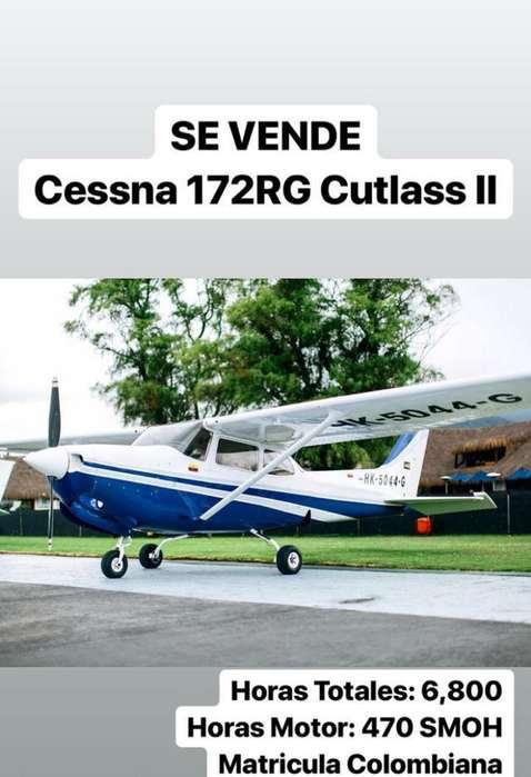 Se Vende Hermoso Cessna 172rg Cutlass Ii