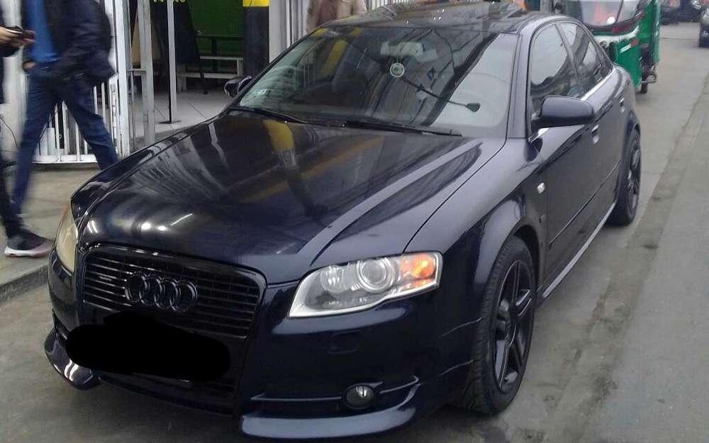 Audi A4 2008 - 121000 km