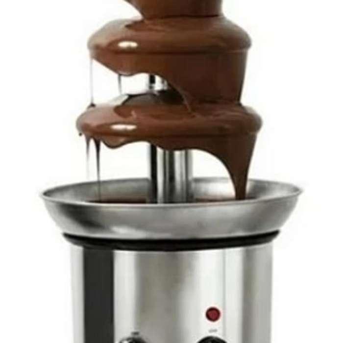 Cascada de Chocolate..