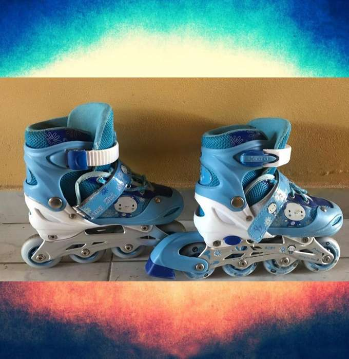 Rollers unisex con luces