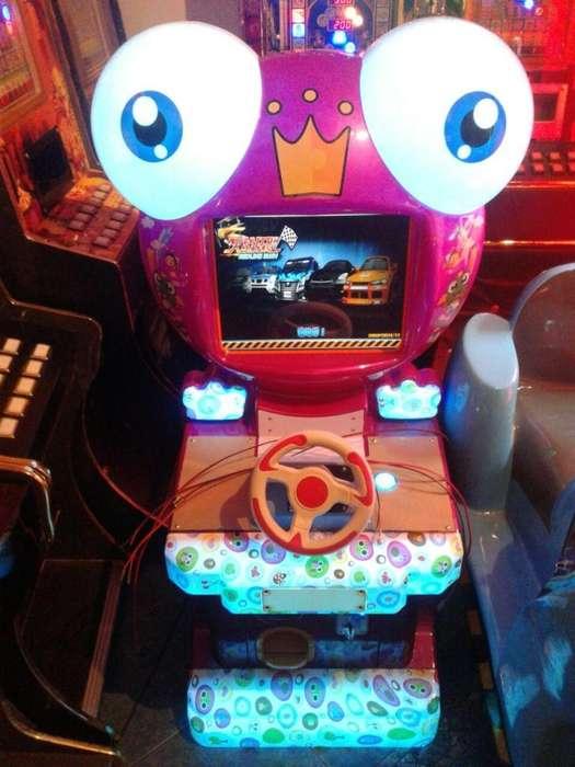 Arcade De Pesca Y Arcade De Manejo Transformers