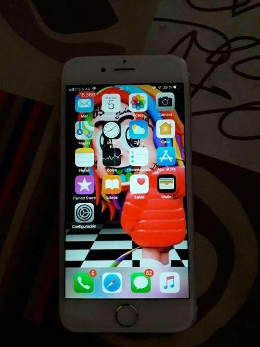 Vendo Iphone 6s 16gb en buen estado bien cuidado