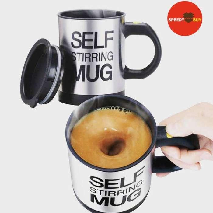Taza de Café Automática, Self Stirring