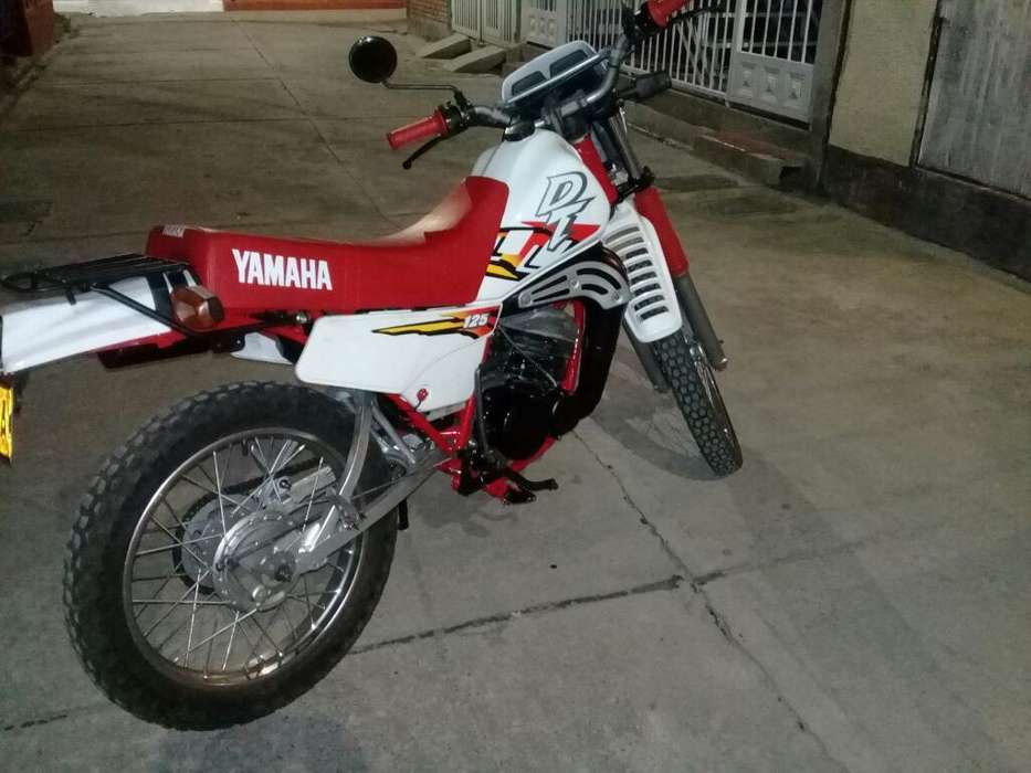 <strong>yamaha</strong> Dt 125 Modelo 98