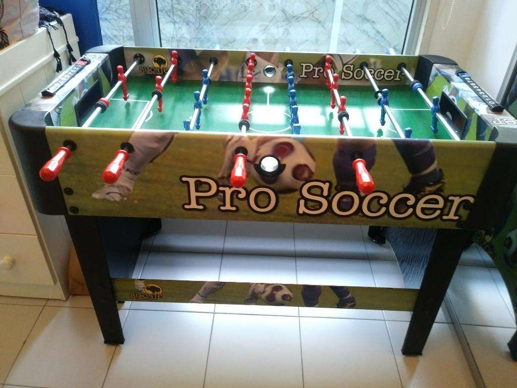 Metegol Pro Soccer(usado Impecable)